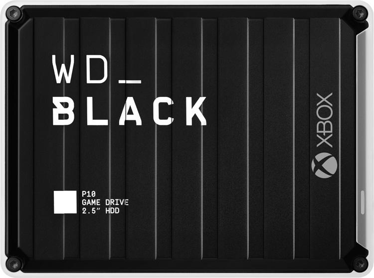WD_Black P50: первый в отрасли SSD-накопитель с интерфейсом USB 3.2 Gen 2×2