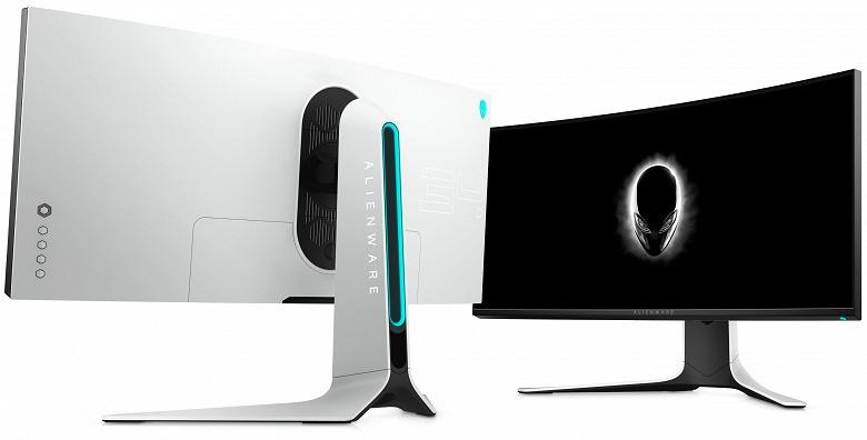 Игровой монитор Alienware AW3420DW — когда купить можно только лишь за один дизайн