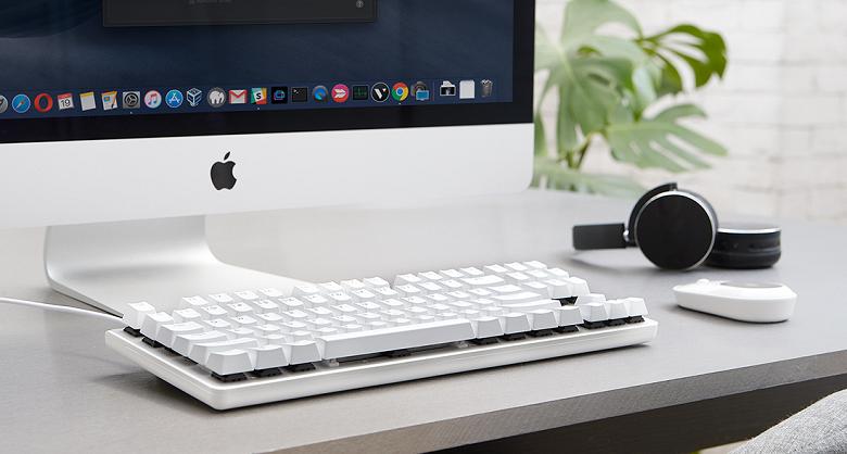 Клавиатура G.Skill KM360 с механическими переключателями Cherry MX стоит 50 долларов