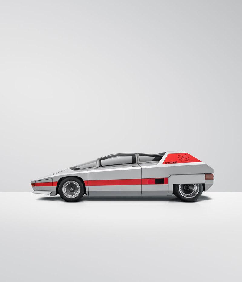 Космические корабли: концепт-кары автомобилей прошлого столетия