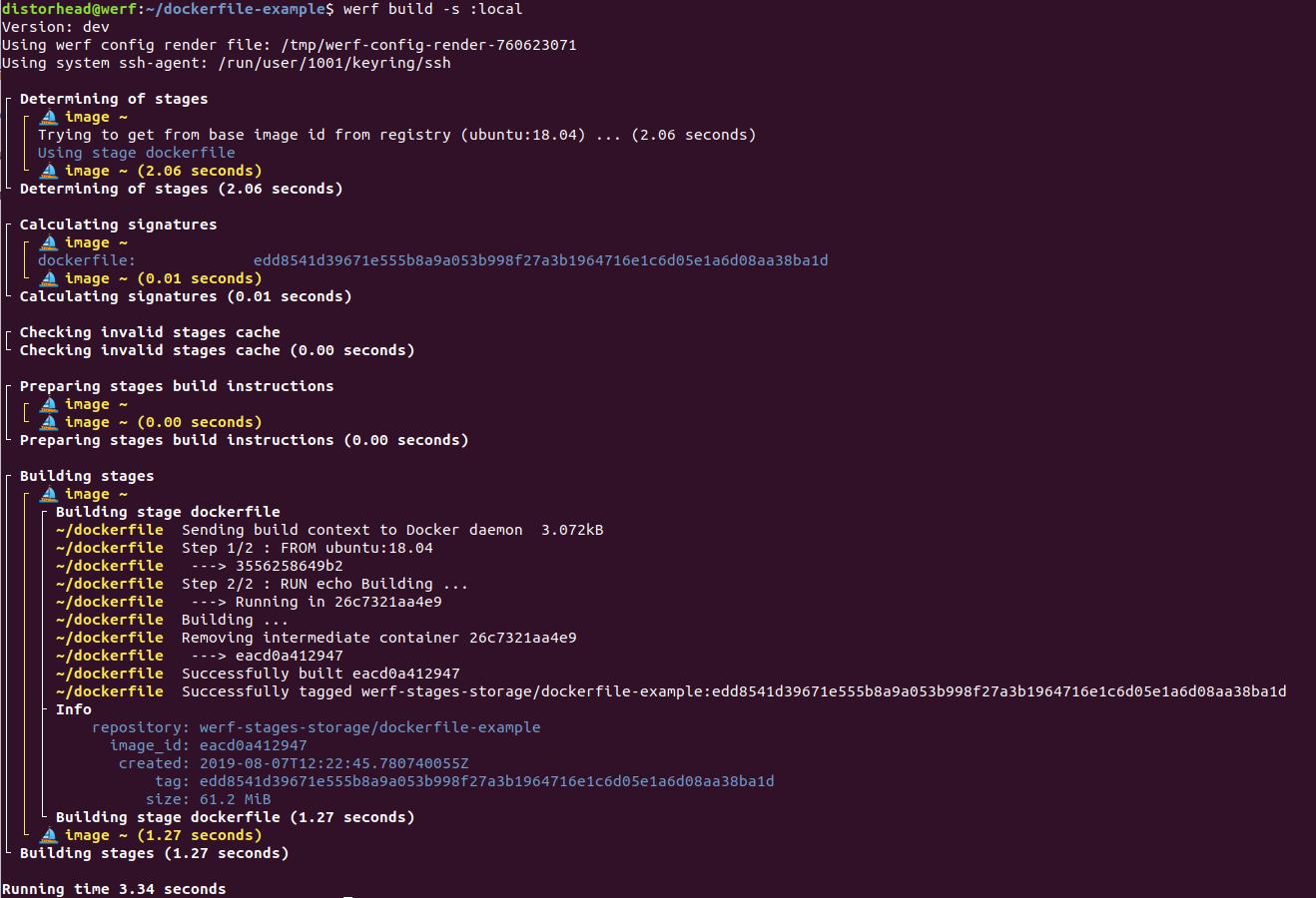 Собирать Docker-образы в werf теперь можно и по обычному Dockerfile - 4