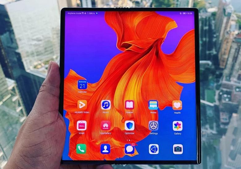 Huawei продолжает настаивать на том, что не хочет использовать HarmonyOS в смартфонах