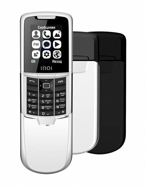 Inoi 288S — кнопочный слайдер для тех, кто скучает по временам Nokia