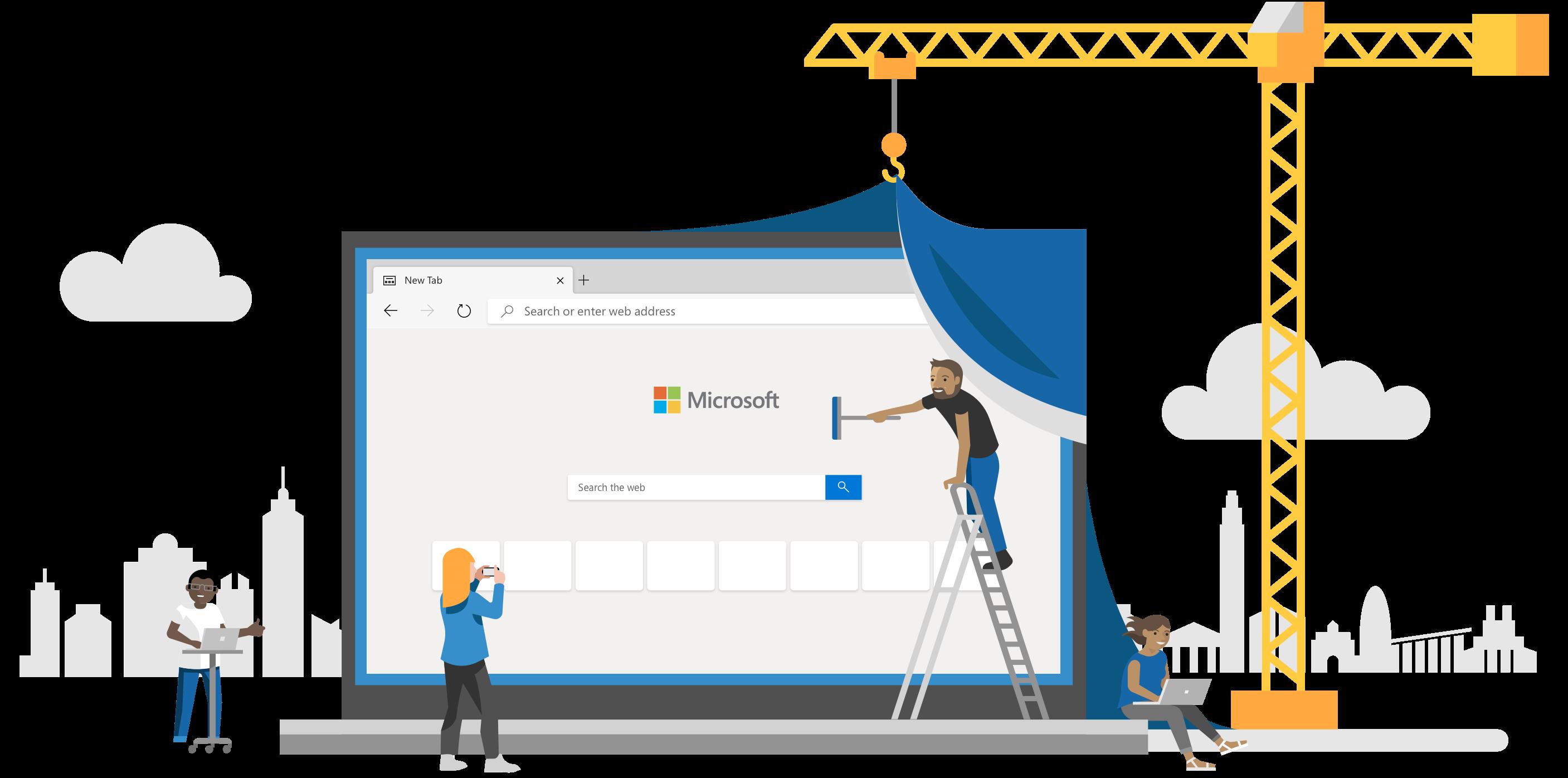 Microsoft выплатит до 30 тыс. долларов за найденные уязвимости в новой сборке браузера Edge - 4