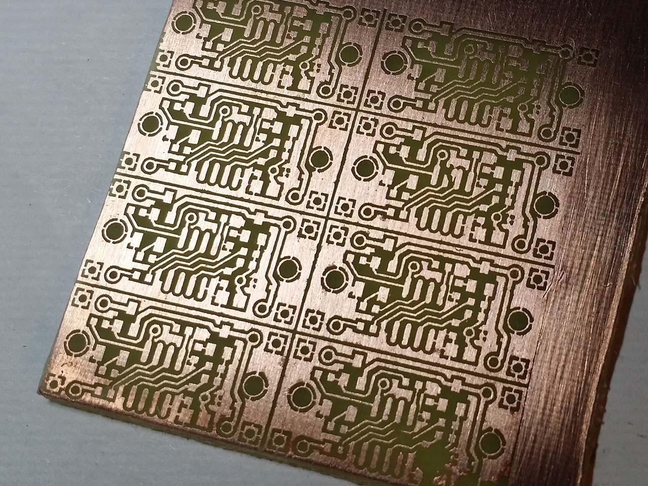 TinyFL — драйвер фонарика на микроконтроллере - 11