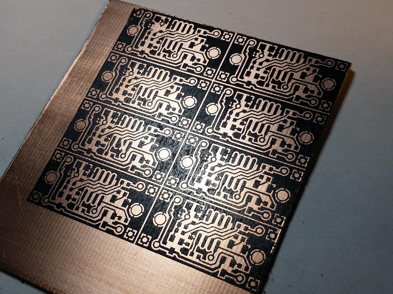 TinyFL — драйвер фонарика на микроконтроллере - 9