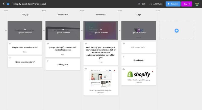Voxgun – сервис для создания профессионального видеоконтента без лишних усилий - 2