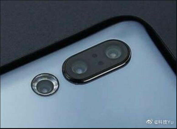 Камерe Meizu 16s Pro впервые показалась на живом фото