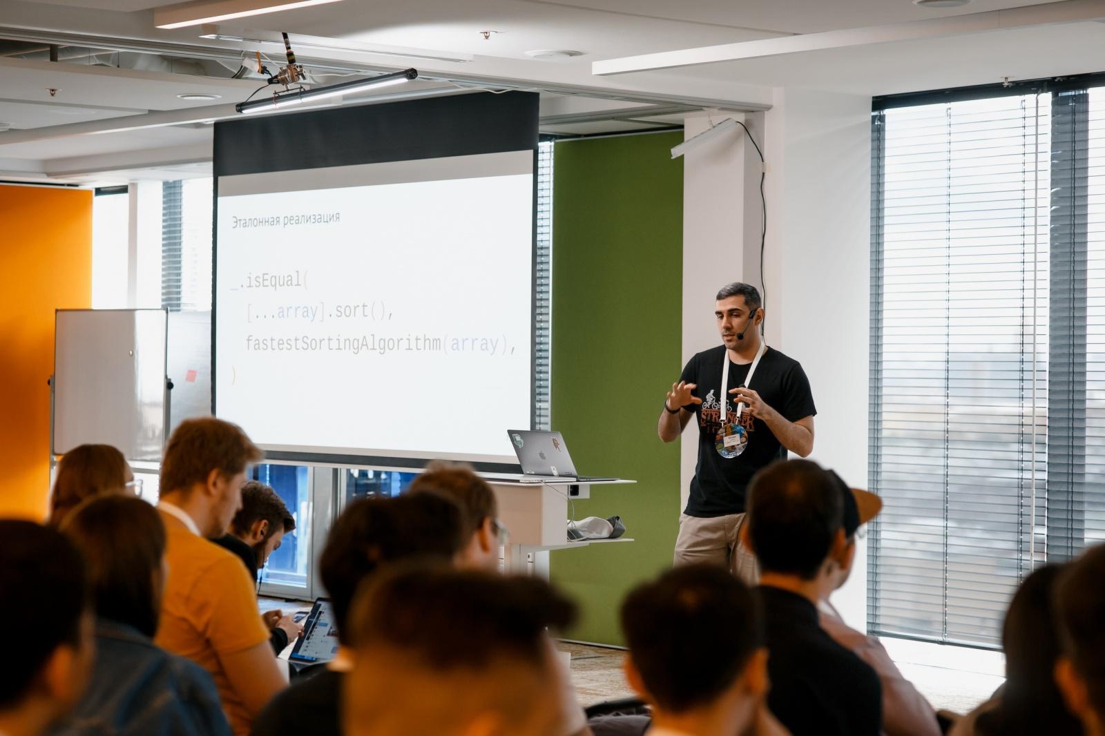 Материалы Panda Frontend Meetup #22: плагины, «сложные» данные, тестирование, декларативный Angular - 2