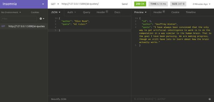 Пишем API на Python (с Flask и RapidAPI) - 2
