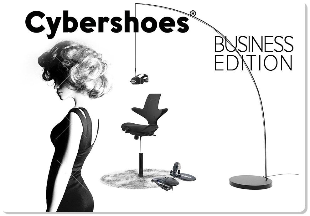 Созданы кибер-тапочки для бега в виртуальной реальности - 13