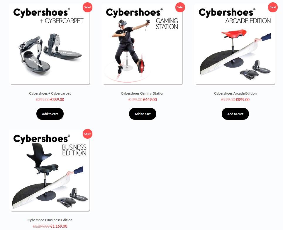 Созданы кибер-тапочки для бега в виртуальной реальности - 3
