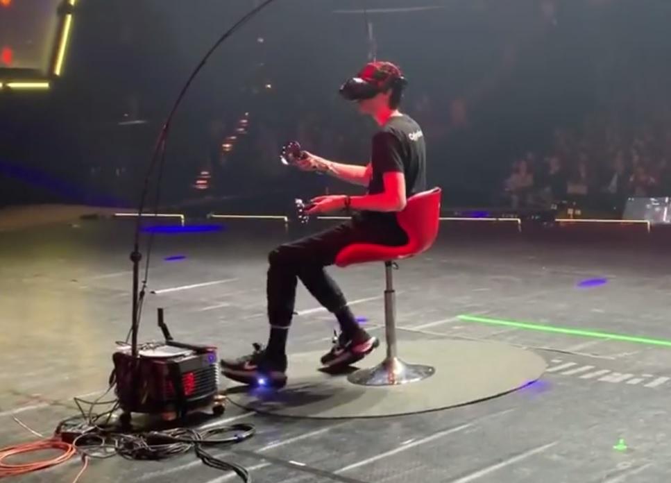 Созданы кибер-тапочки для бега в виртуальной реальности - 8