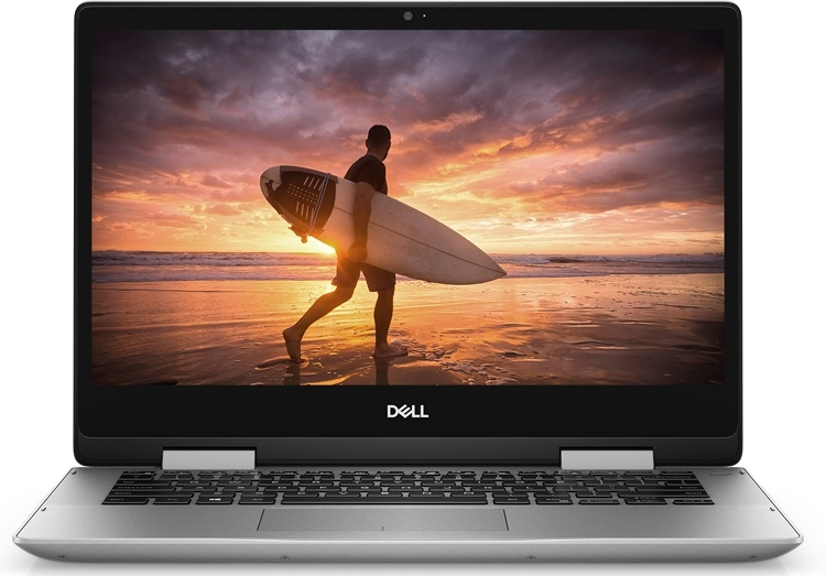 Трансформируемые ноутбуки Dell Inspiron 5000 переведены на платформу Intel Comet Lake