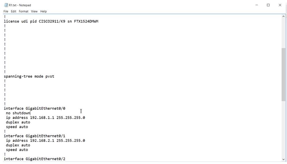 Тренинг Cisco 200-125 CCNA v3.0. День 22. Третья версия CCNA: продолжаем изучение RIP - 10