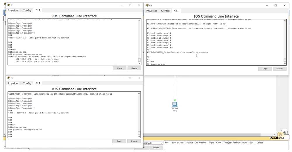 Тренинг Cisco 200-125 CCNA v3.0. День 22. Третья версия CCNA: продолжаем изучение RIP - 11