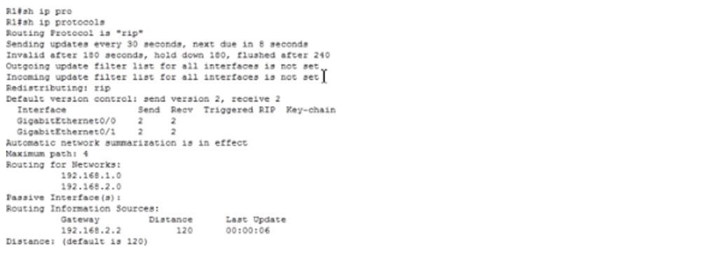Тренинг Cisco 200-125 CCNA v3.0. День 22. Третья версия CCNA: продолжаем изучение RIP - 18