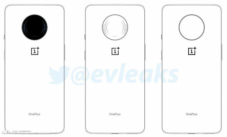 Первые изображения OnePlus 7T демонстрируют неожиданный дизайн