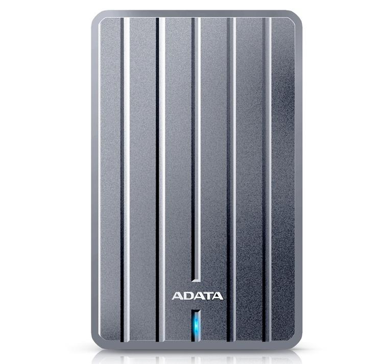 Портативный SSD-накопитель ADATA IESU317 вмещает 1 Тбайт информации