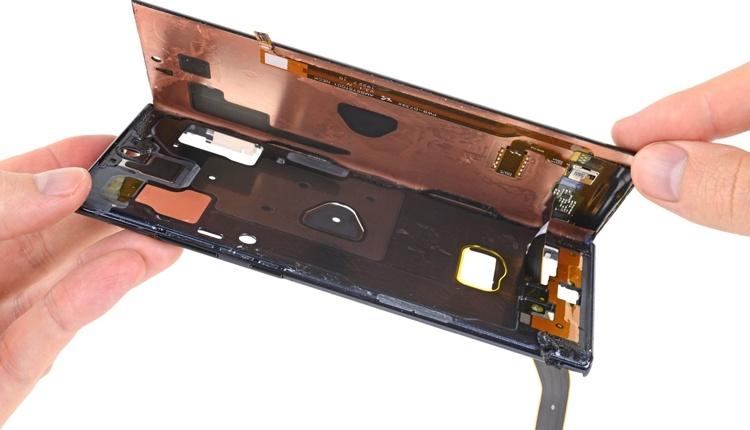 Ремонт Samsung Galaxy Note 10+ 5G — весьма сложная задача