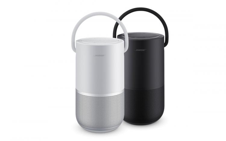 Смарт-динамик Bose Portable Home Speaker получил поддержку Google Assistant, Alexa и AirPlay 2