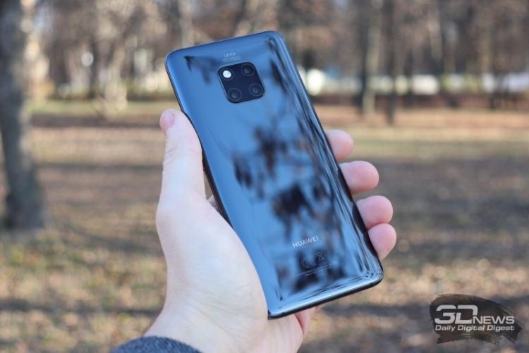 Huawei потеряет в этом году более  млрд из-за ограничений США