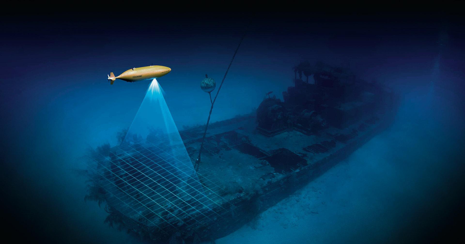Глубоководные тайны: как составляются карты океанов