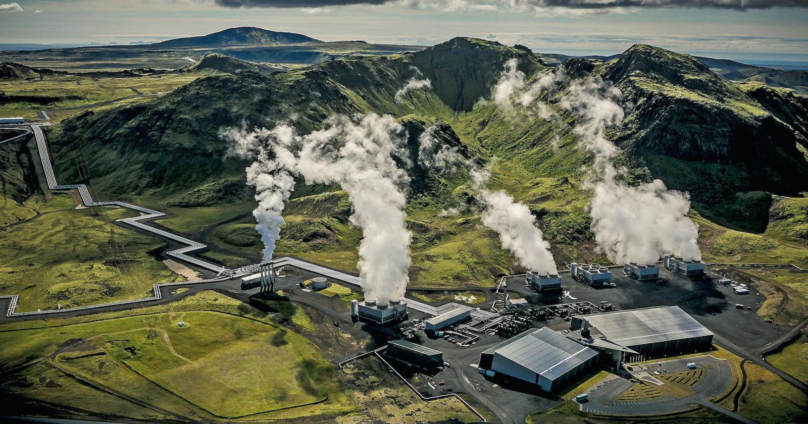 Как превратить углекислый газ в камень: современная алхимия