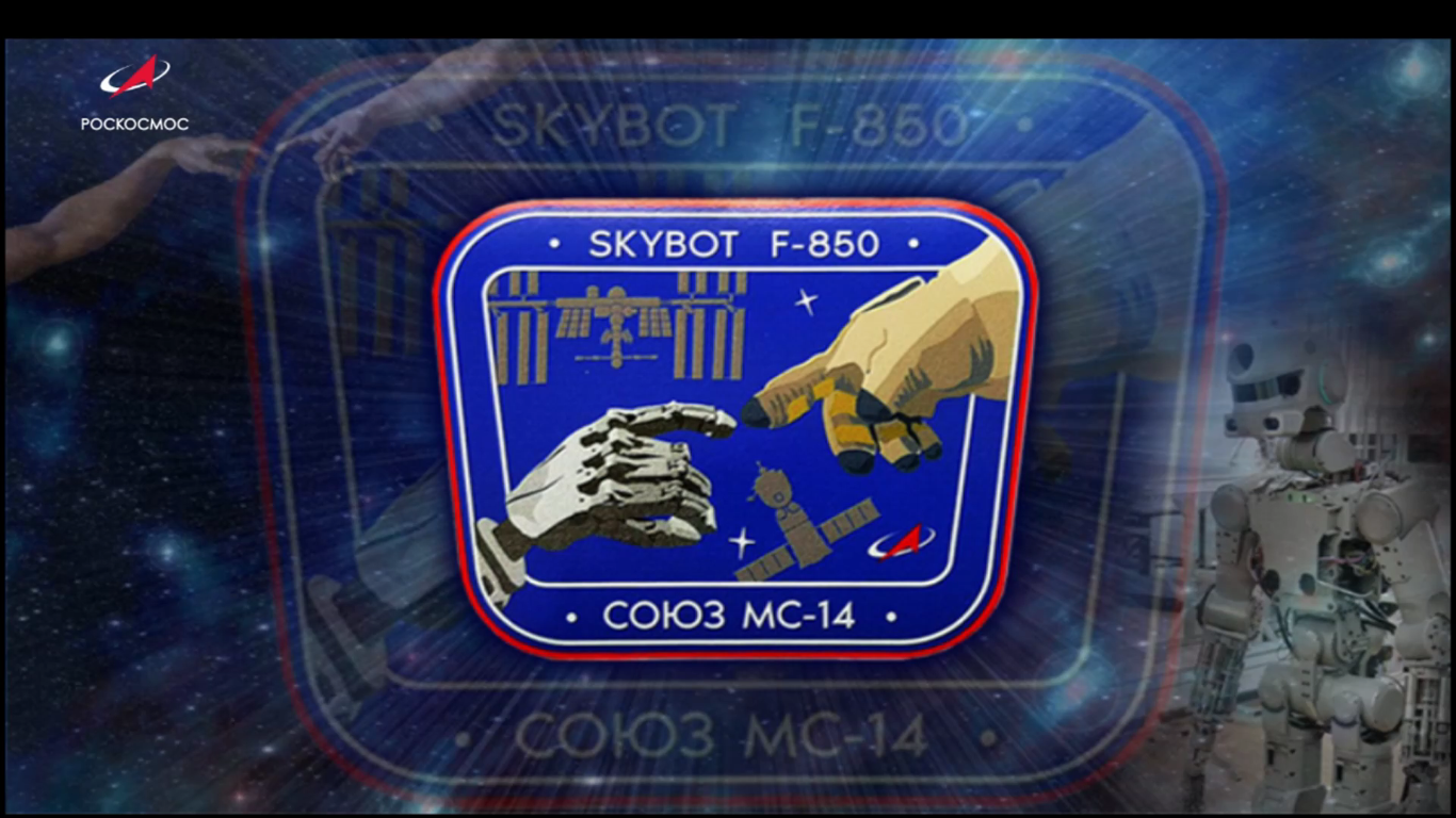 Корабль «Союз МС-14» с роботом FEDOR (Skybot F-850) не смог пристыковаться к МКС - 1
