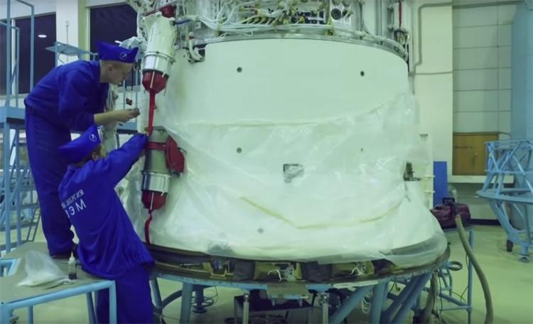 Систему управления ракеты «Союз-5» начнут испытывать в 2020 году