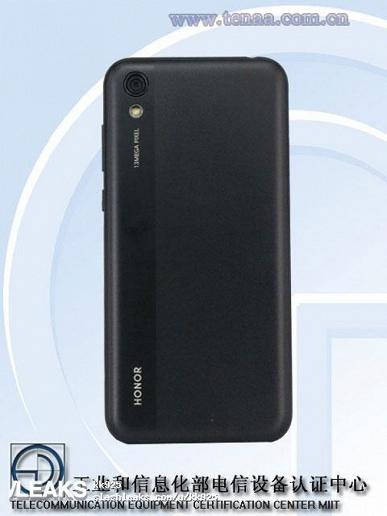 В Китае засветился бюджетный смартфон Honor KSA-AL10