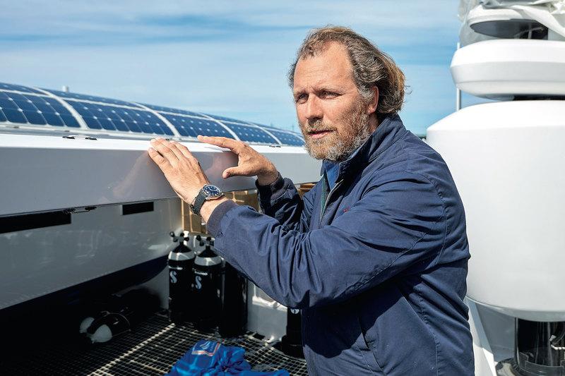 Пришелец в Питере: как устроено первое в мире водородное судно