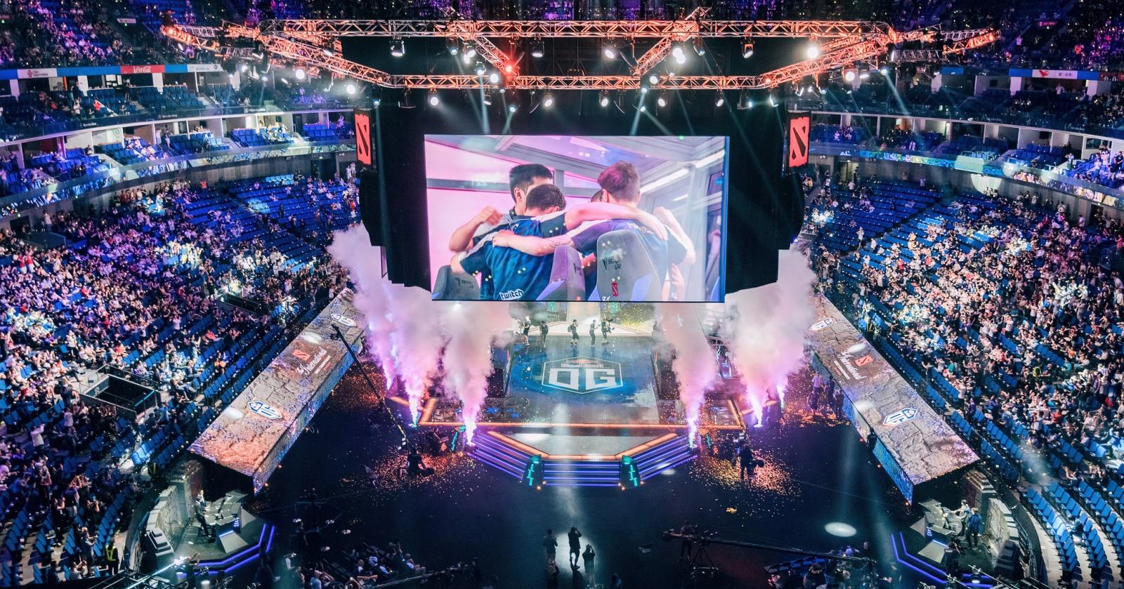 Чемпионы Dota 2 заработали больше победителей Уимблдона и «Инди-500»