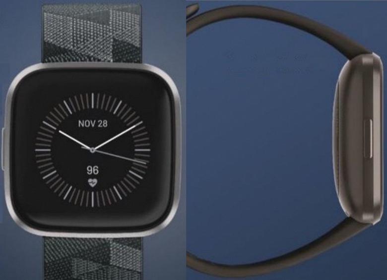 Фотогалерея дня: умные часы Fitbit Versa 2