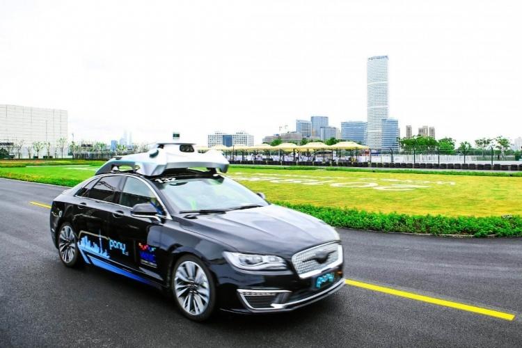 Китайский конкурент Waymo и Toyota будут совместно разрабатывать самоходные автомобили