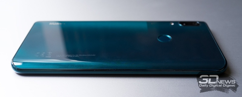 Новая статья: Обзор смартфона Huawei P smart Z: огромный экран и выдвижная камера