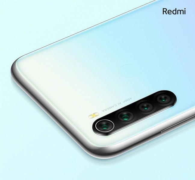 Новый бестселлер уже близко. Redmi Note 8 будет стоить всего около 140 долларов
