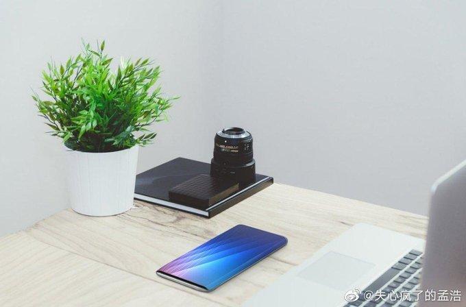 Смартфон Vivo Nex 3 получит не только революционный экран, но и 120-ваттную зарядку