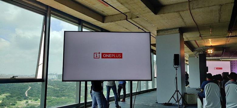 Телевизор OnePlus TV показался на новом фото перед грядущим анонсом