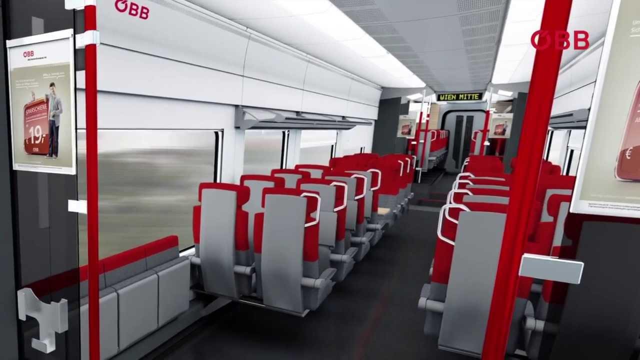 В Австрии запускают поезд на аккумуляторах - 3