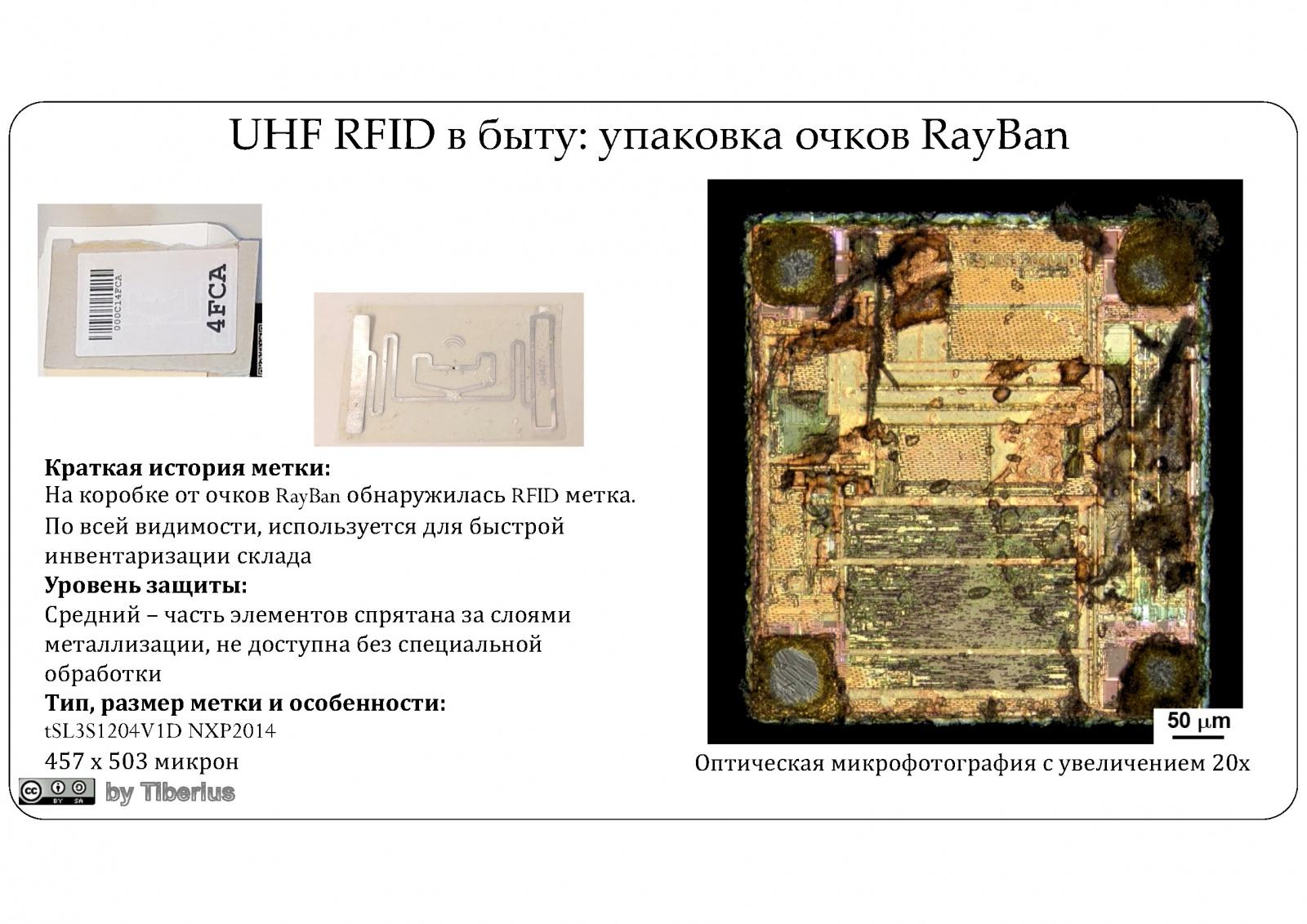 Взгляд изнутри: RFID в современном мире. Часть 1: RFID в быту - 14