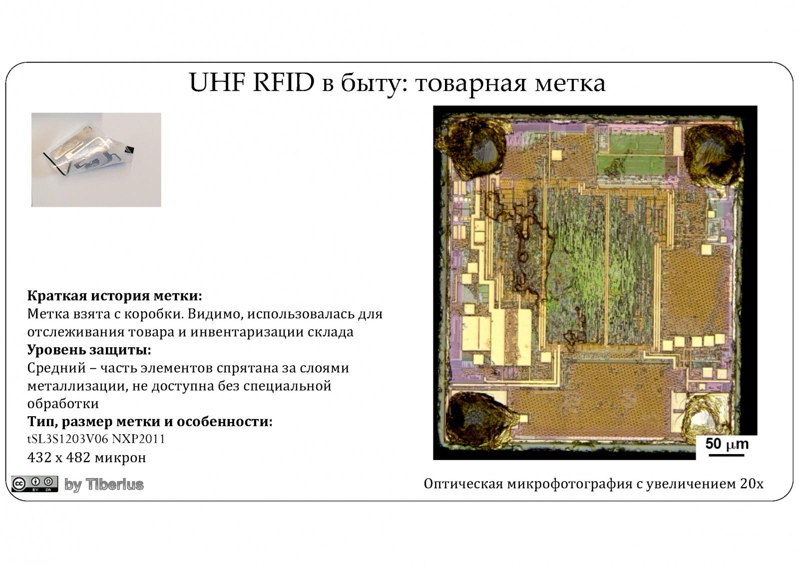 Взгляд изнутри: RFID в современном мире. Часть 1: RFID в быту - 16