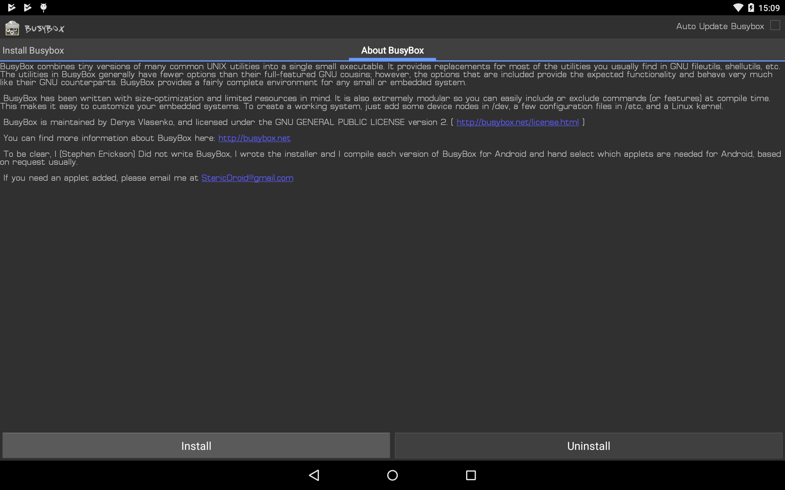 Kali Linux NetHunter на Android: зачем и как установить - 4