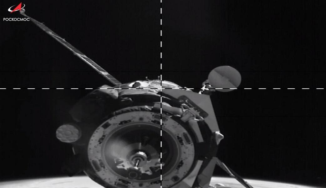 Корабль «Союз МС-14» с роботом FEDOR успешно пристыковался к МКС со второй попытки - 1