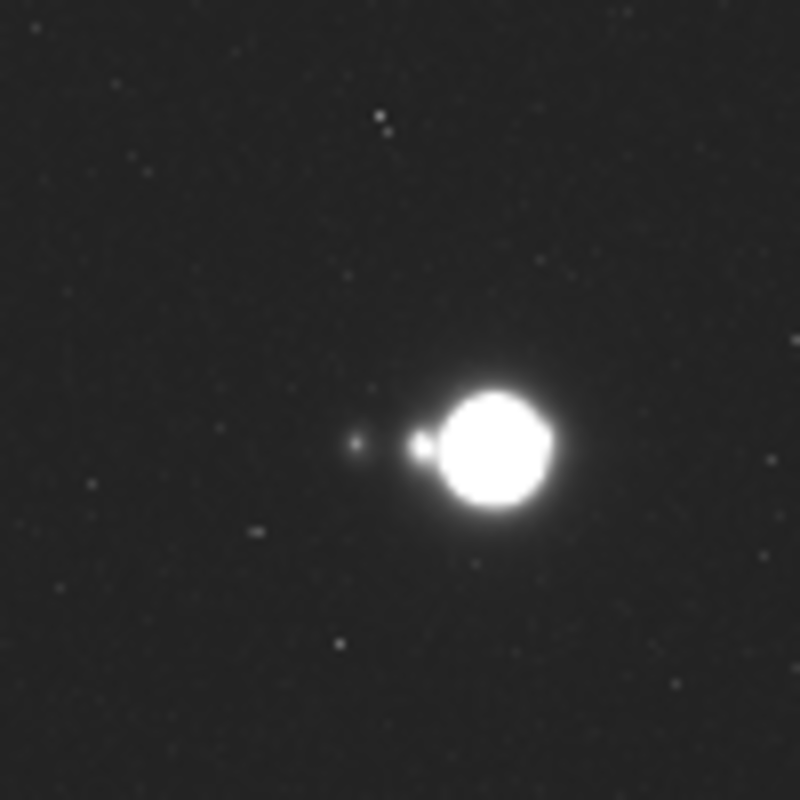 Миссия к Юпитеру получила снимок планеты за три года до запуска
