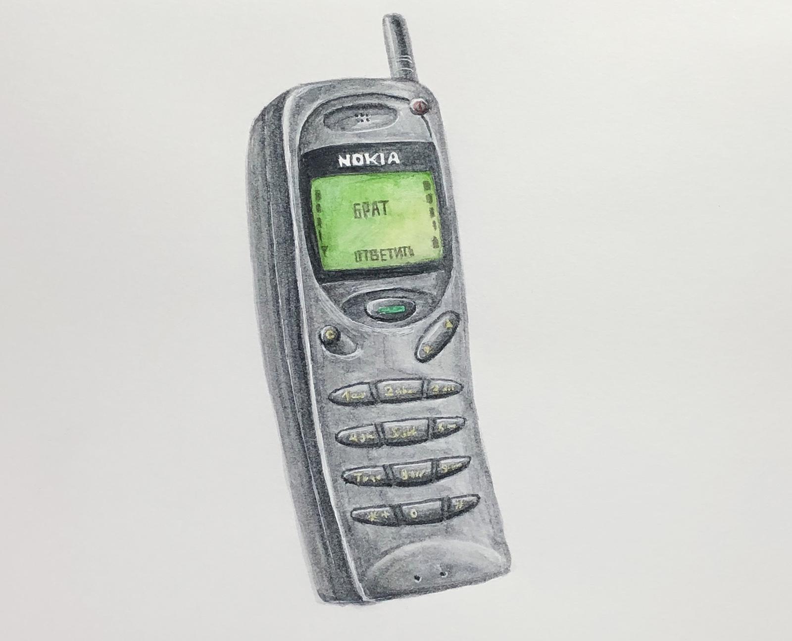 Назад в будущее мобильных телефонов - 4