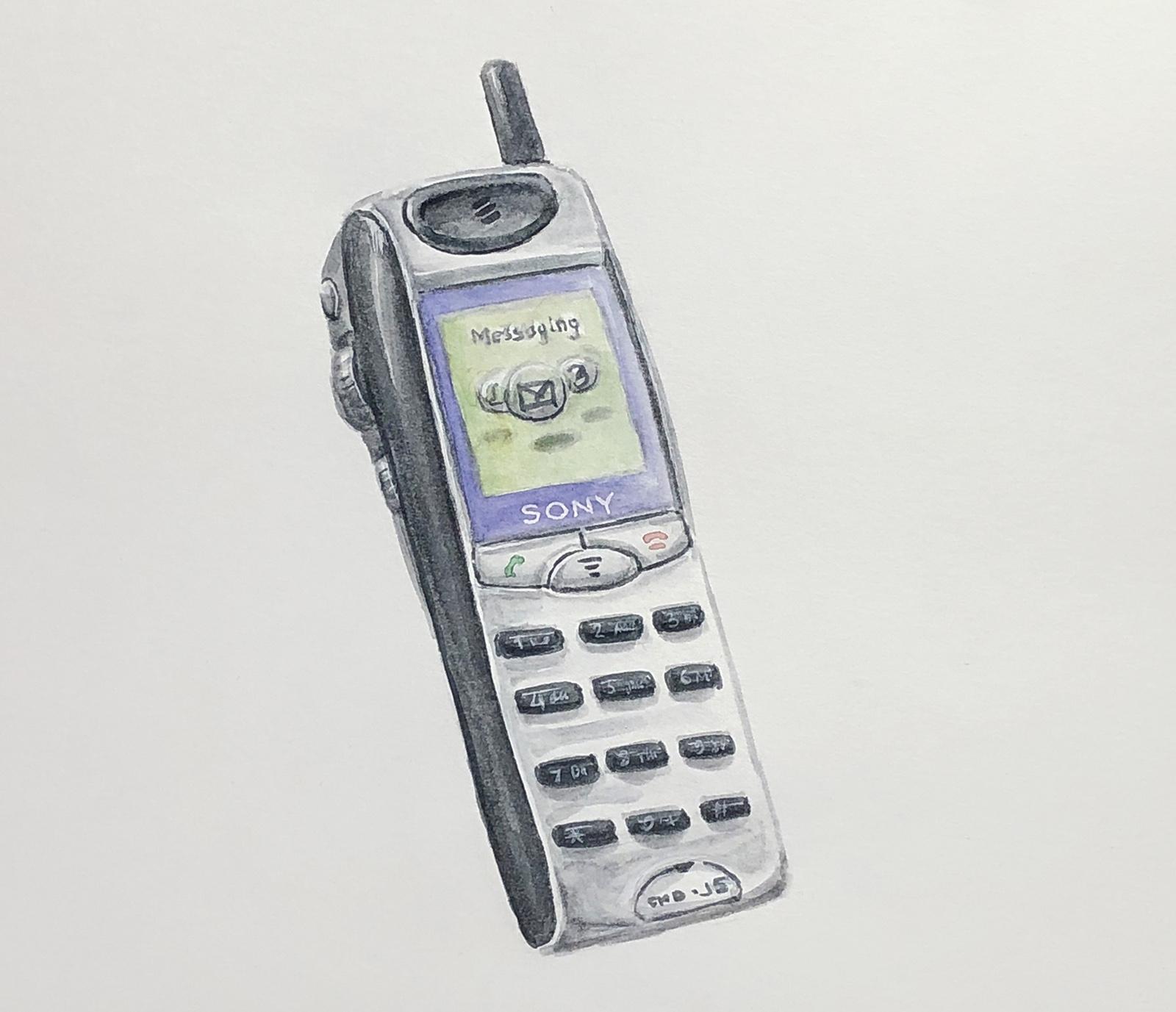 Назад в будущее мобильных телефонов - 5