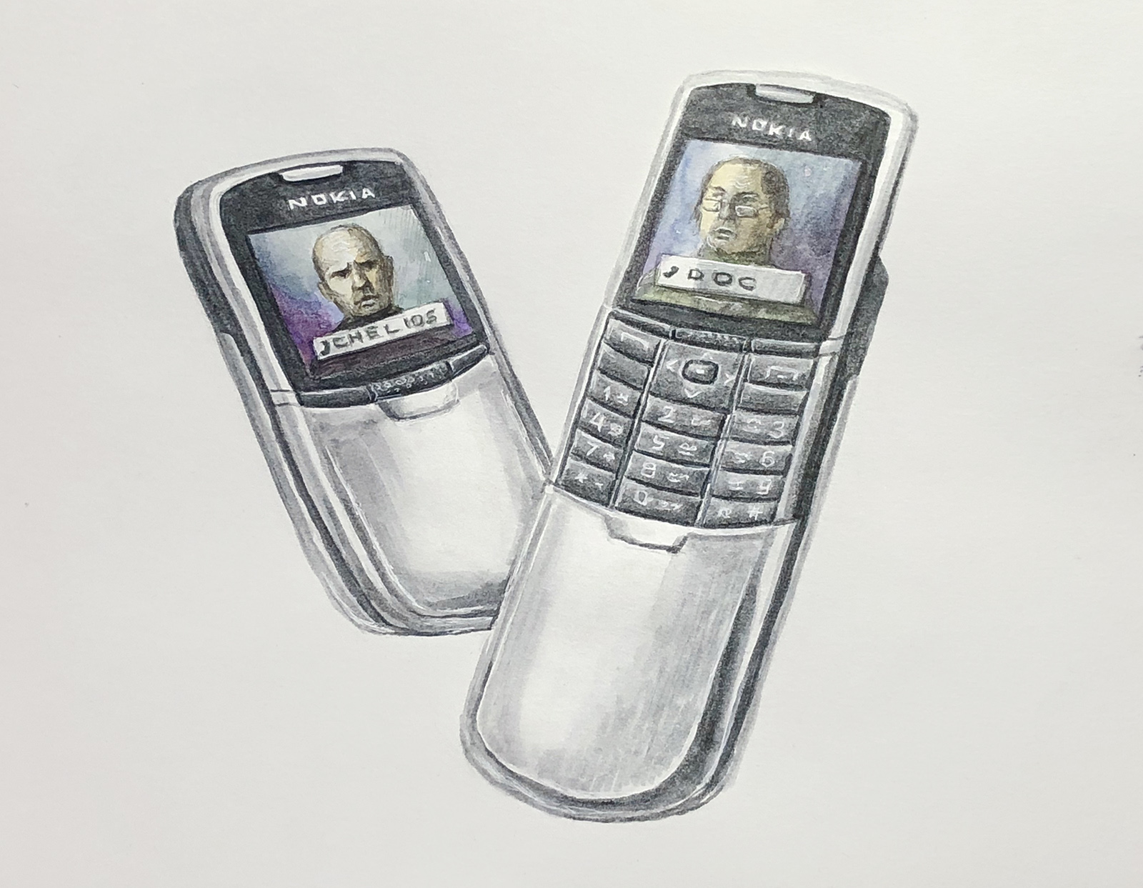 Назад в будущее мобильных телефонов - 6