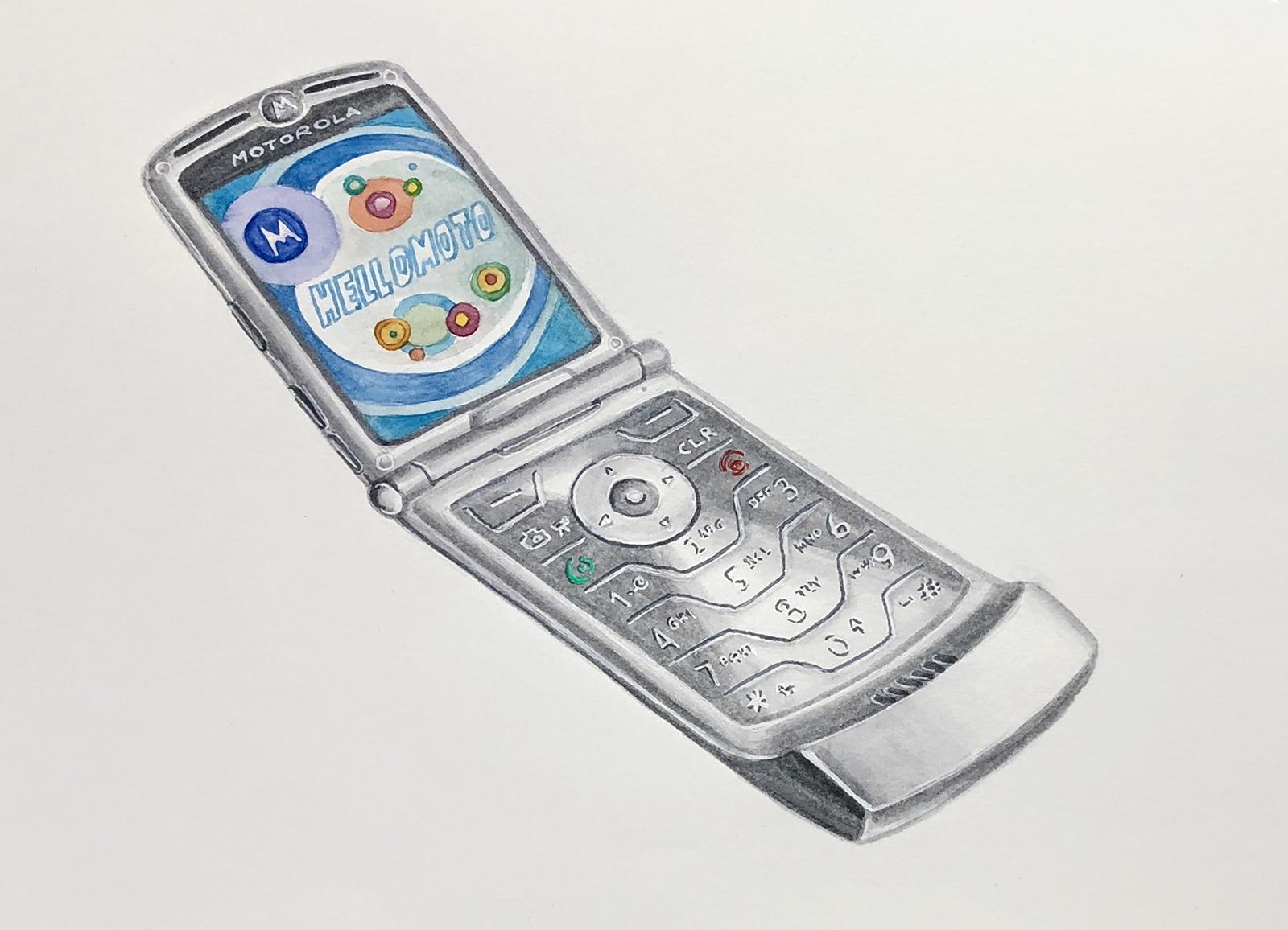 Назад в будущее мобильных телефонов - 7