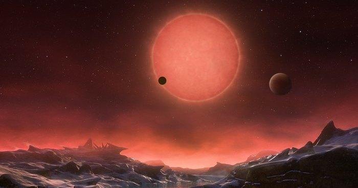Обнаружены три новые каменистые планеты в 12 световых годах от нас
